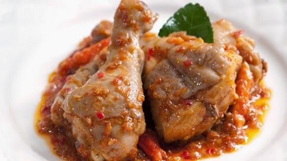 Resep Khas Sajian Berbahan Ayam