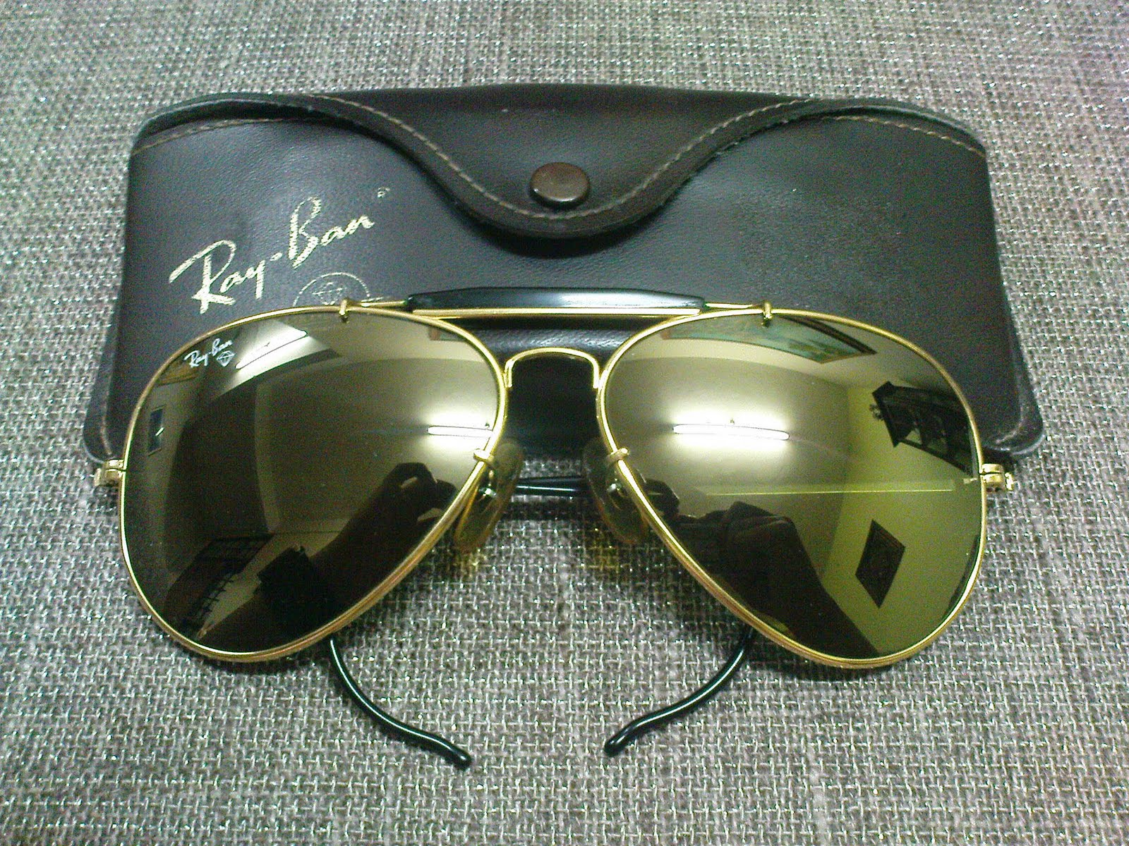 ray ban aviator diamond hard sunglasses