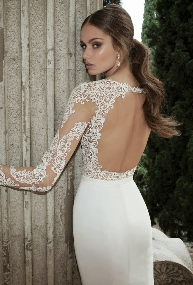 Passion For Luxury Berta Bridal Winter 2014 Collection Part 1
