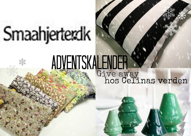 Give Away hos Celinas Verden