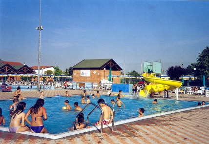 Piscine Villa Ferri Beach