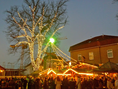 Image from Weihnachtsmarkt 2013 in Leer, Ostfriesland, Germany.