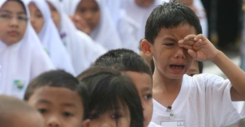 20 Tips Menangani 'Sindrom Hari Pertama Sekolah'