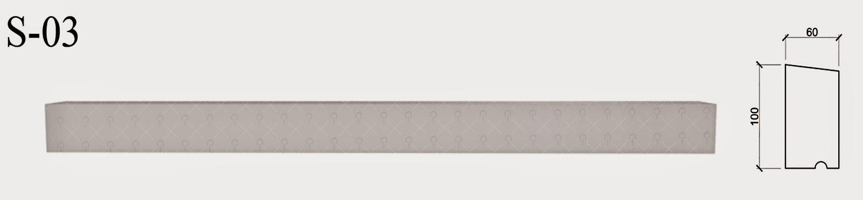 solbanc - elemente decorative pentru fatade case din polistiren  - montare peste termosistem