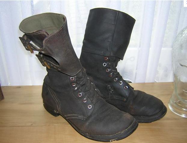 Ww2 Combat Boots my World War ii Combat Boots