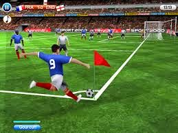 game real football danh cho mobile