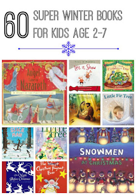 Winter Books Recommendations for Kids Age 2-7