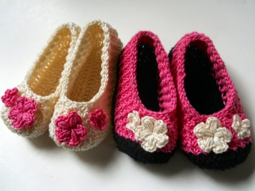 Free Crochet Shoes Booties Sandals Sneakers And Slippers