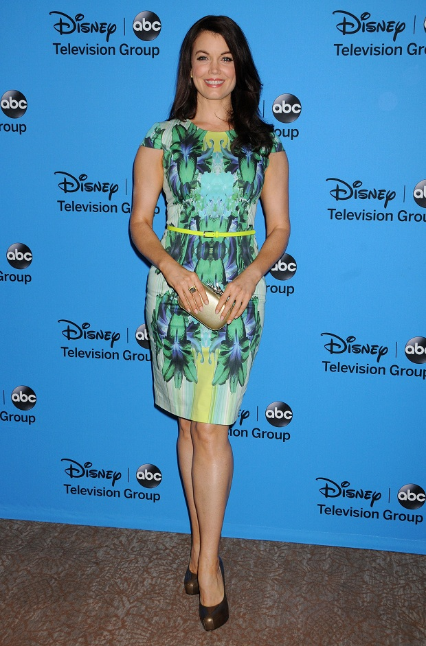 Bellamy Young at the Disney & ABC's 2013 Summer TCA Party