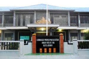 Lapas. Kotabumi Lampung Utara