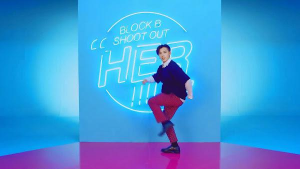 Block B U-Kwon Her