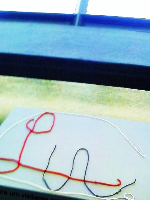 a linha do mac por luisa almeida