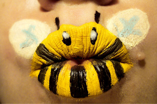 queen bee inspired makeup