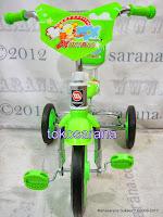 Sepeda Roda Tiga BMX Montana Sandaran