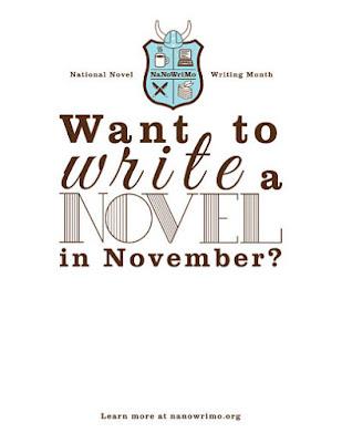 Escribir una novela en un mes
