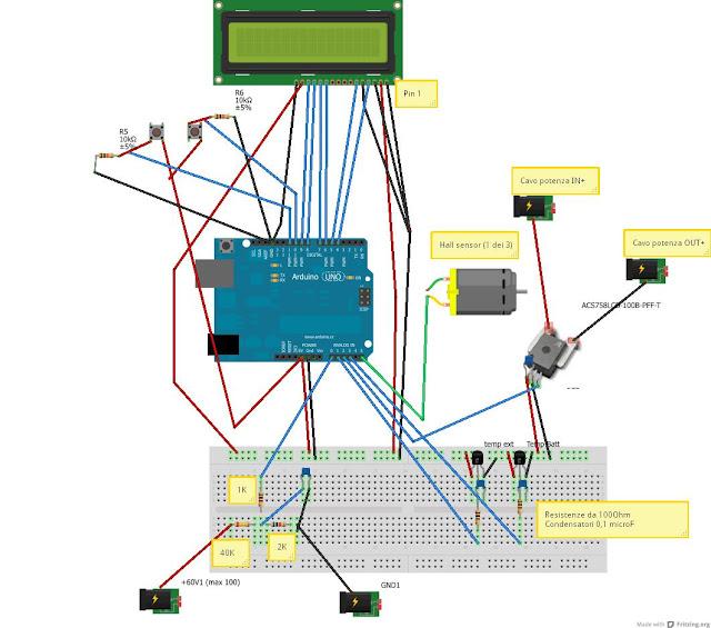 Schema Elettrico Zbx74 78 : Il di ccriss schema dei collegamenti sensori tra