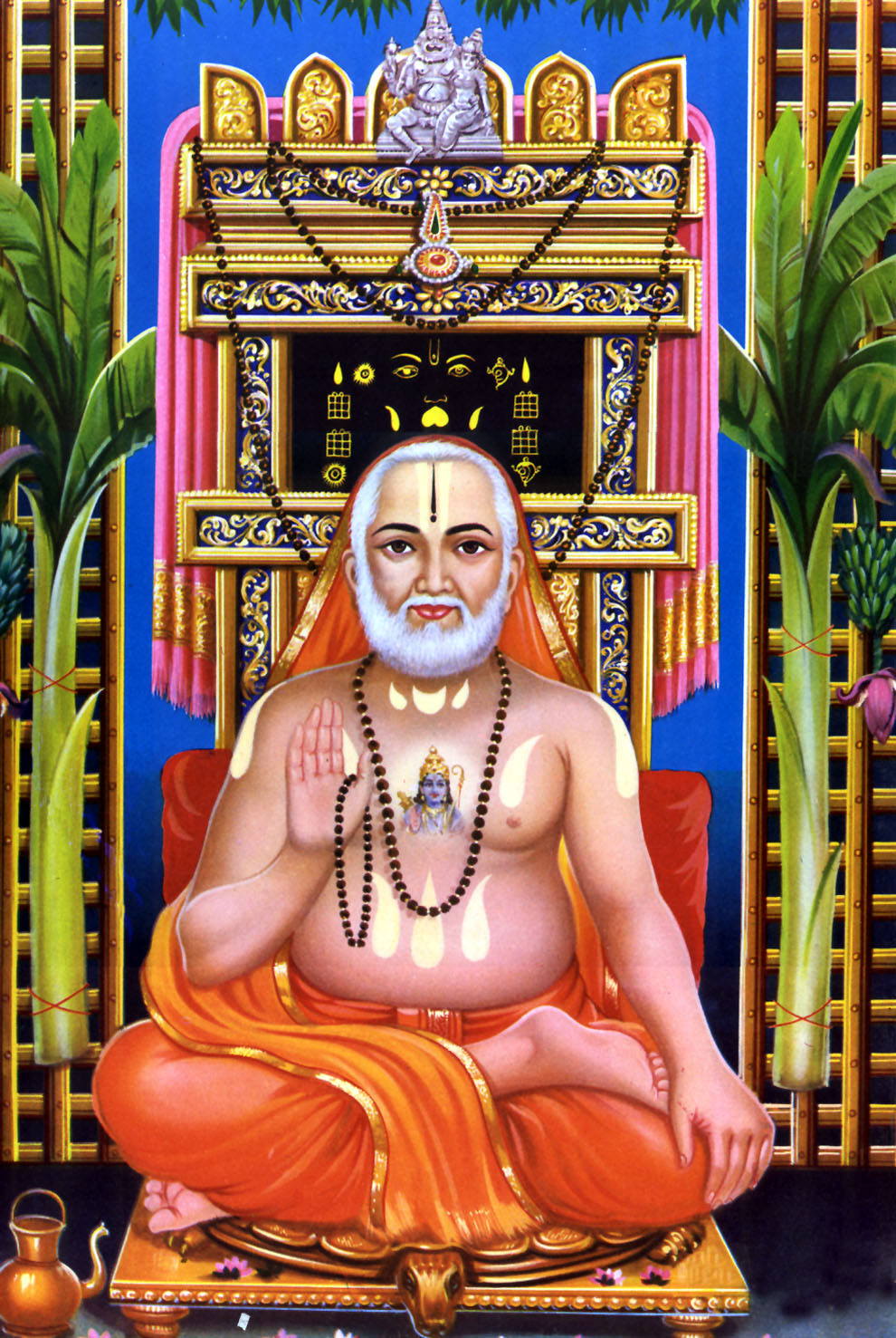 Download Sri Raghavendra Swamy HD Adbhut Anokhi Photos for Free