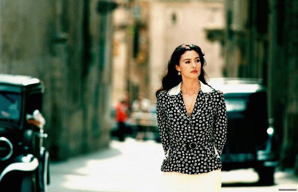 Monica Bellucci Malena I LOVE MALENA S STYLE