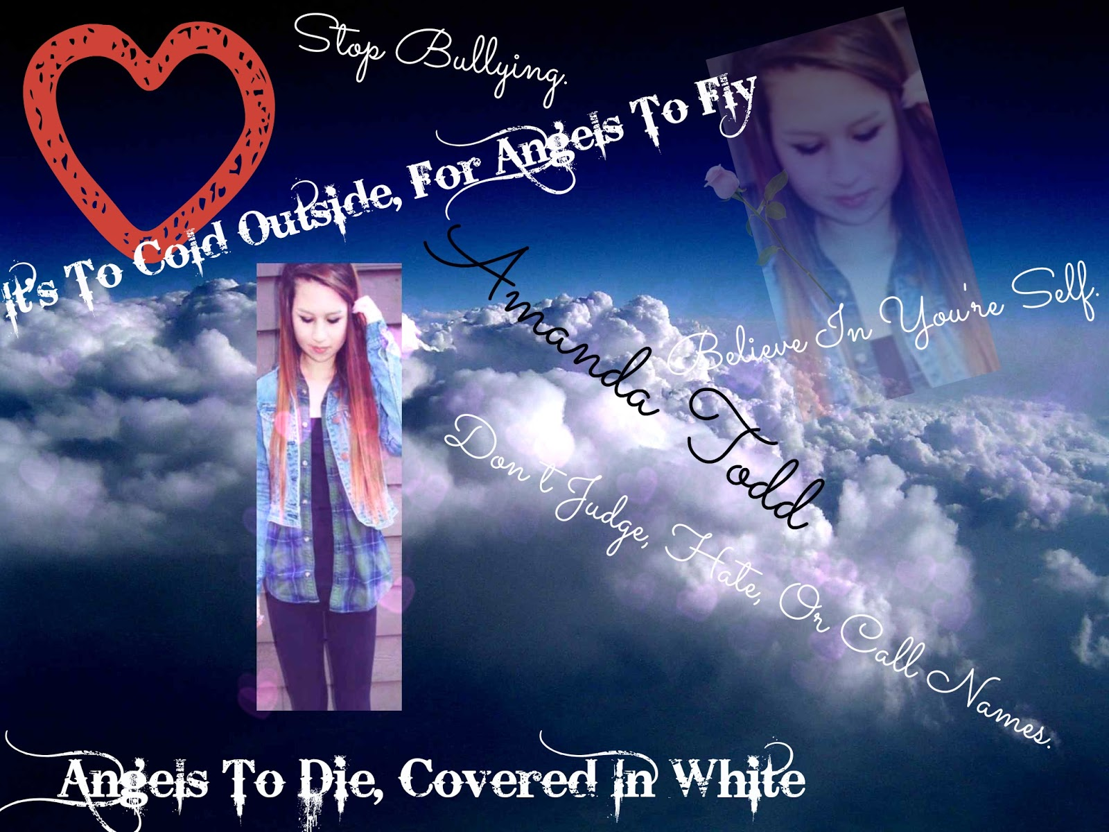 Blogtv Amanda Todd Uncensored for Pinterest