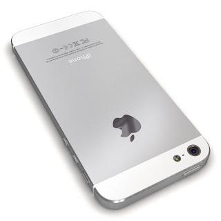 Gambar Apple iPhone 5 Belakang