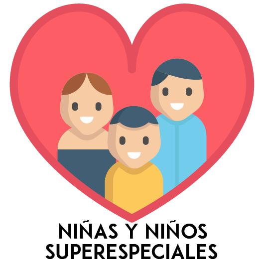 Niñas y Niños Superespeciales