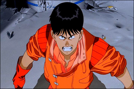 Kaneda angry face Akira 1988 animatedfilmreviews.filminspector.com