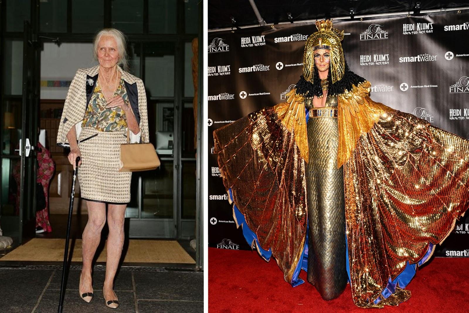 halloween celebrities 2013 costumes disfraces heidi klum
