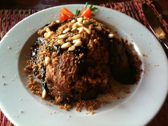 Restaurantes gaditanos en la gu a michel n for El jardin del califa precios
