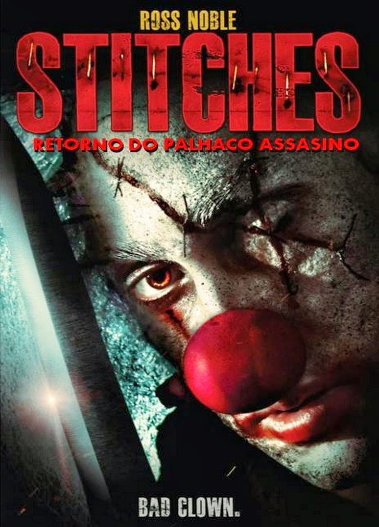 Stitches: O Retorno do Palhaço Assassino – Dublado (2012)