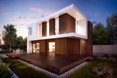 Melbourne Design Studio's PassivHaus