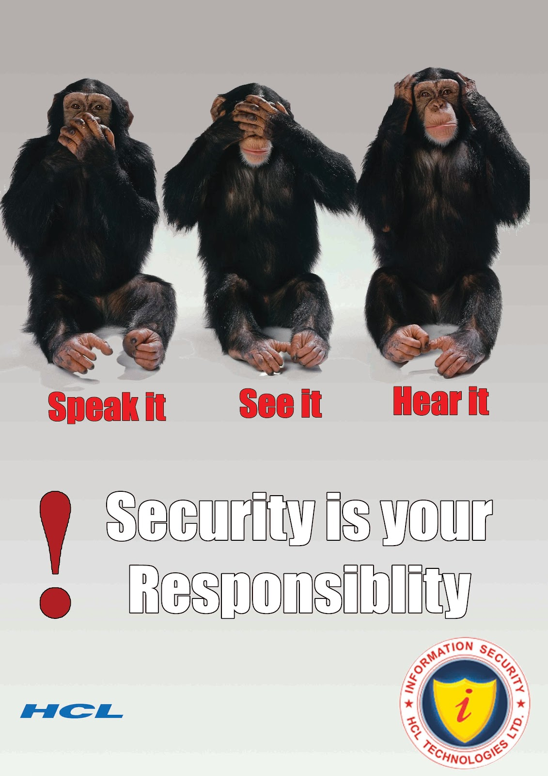 Security Posters Information Security Information Security Poster