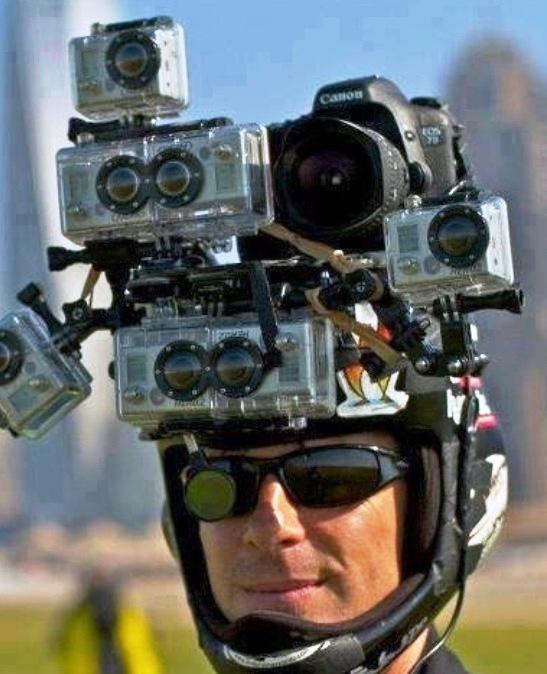 Motorcycle Helmets: Motorcycle Helmet Camera