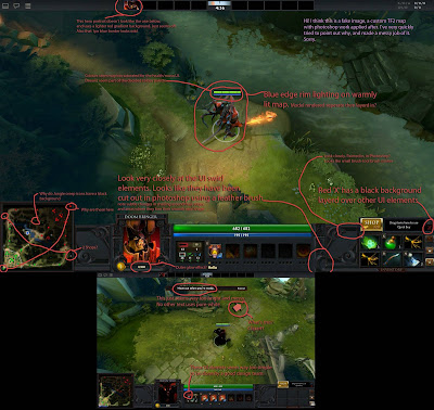 DotA 2 Fake Screenshot?