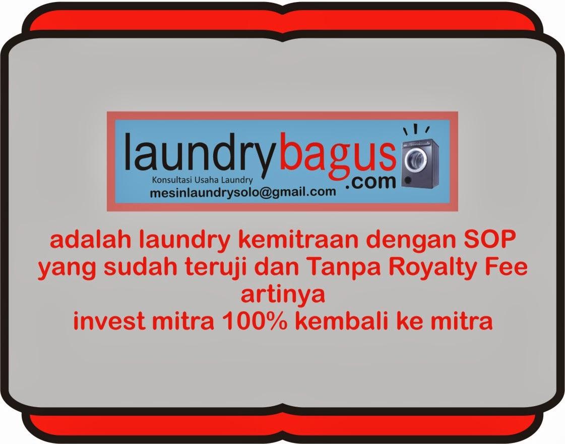 Peluang Usaha Laundry Kemitraan Tanpa Royalty Fee Untuk Usaha ...
