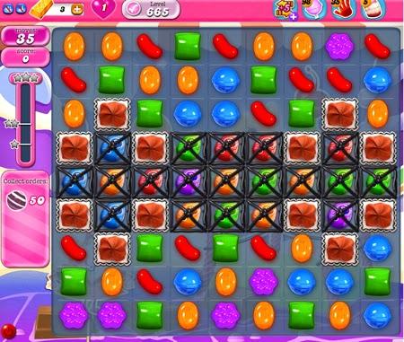 Candy Crush Saga 665