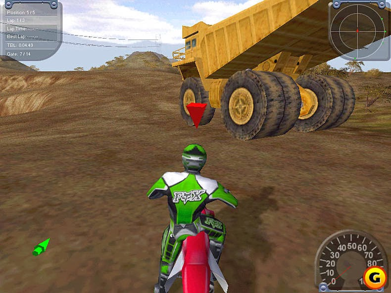Motocross Madness 2 Full Version PC Game Download