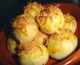 Resep praktis (mudah) membuat makanan kue kering nastar keju selai nanas