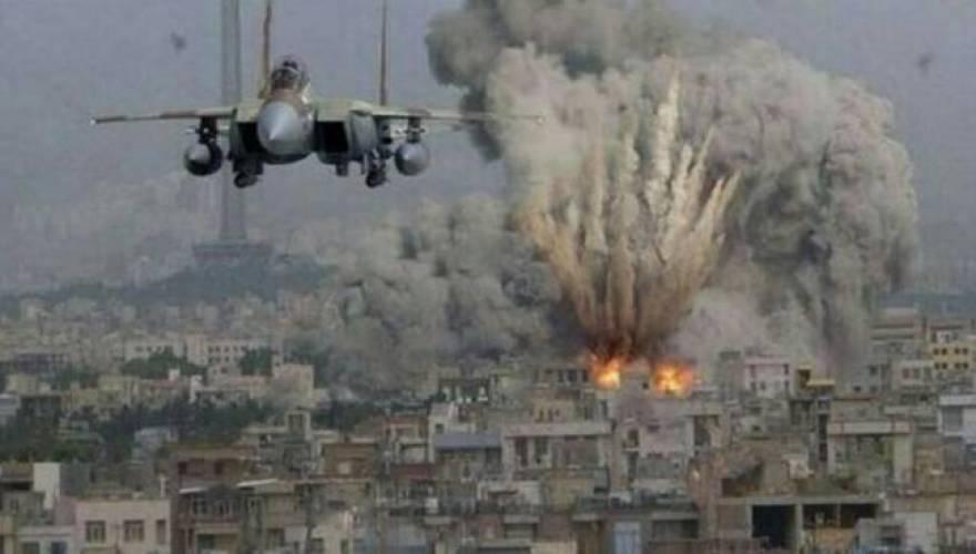 Η ισραηλινή Αεροπορία έπληξε με πυραύλους κτίρια στα υψίπεδα του Γκολάν! για βοηθήσει τους isis!!!!