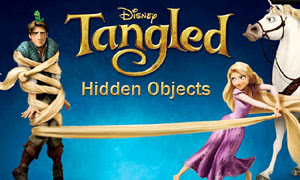 Tangled Hidden Objects