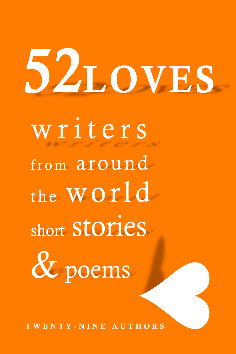 52LOVES: 29 authors from around the world