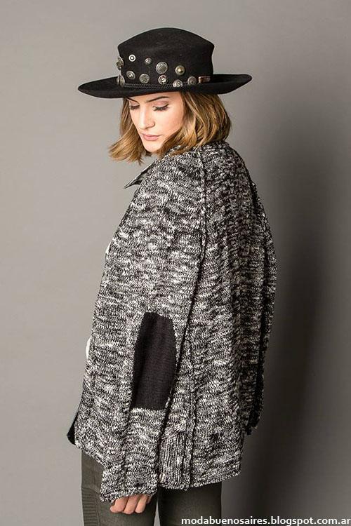 Ropa otoño invierno 2015. Moda tejidos invierno 2015.