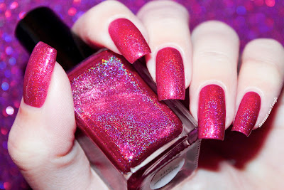 Swatch of September 2014 by Enchanted Polish