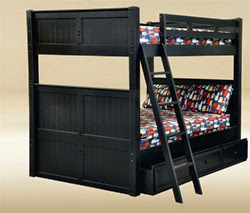 Spectacular Full over full bunk beds are popular among growing teens college youth and even adults This configuration offers a full sized bed arrangement on both the