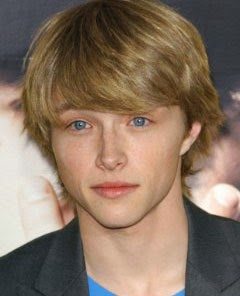 Sterling Knight Male Celebrity Hairstyles