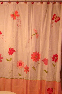 Fill My Cup: Spring is in the Air: A Little Girls Bathroom Remodel