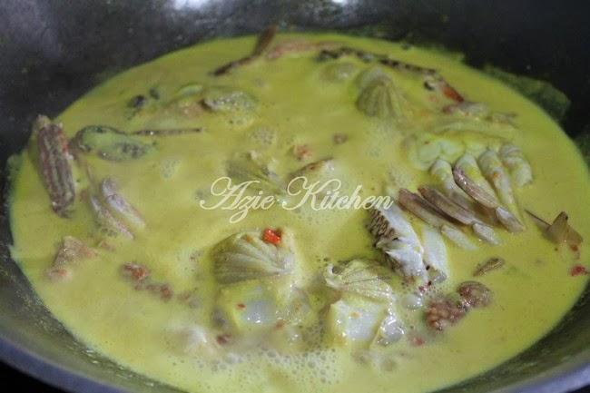 Azie Kitchen Ketam