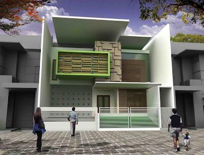 desain rumah minimalis9833 MODEL RUMAH TERBAIK DAN GAMBAR DESAIN RUMAH MINIMALIS 2012