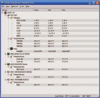 donlwoad software untuk mengetahui suhu PC