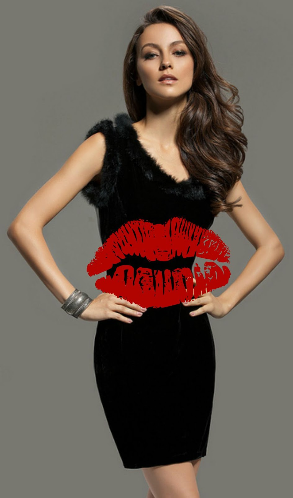 Black dress lipstick - The Black Is A Color Set And Then Can Be Matched Lipsticks Bold Colors Such As Red But Pink And Shocking Pink
