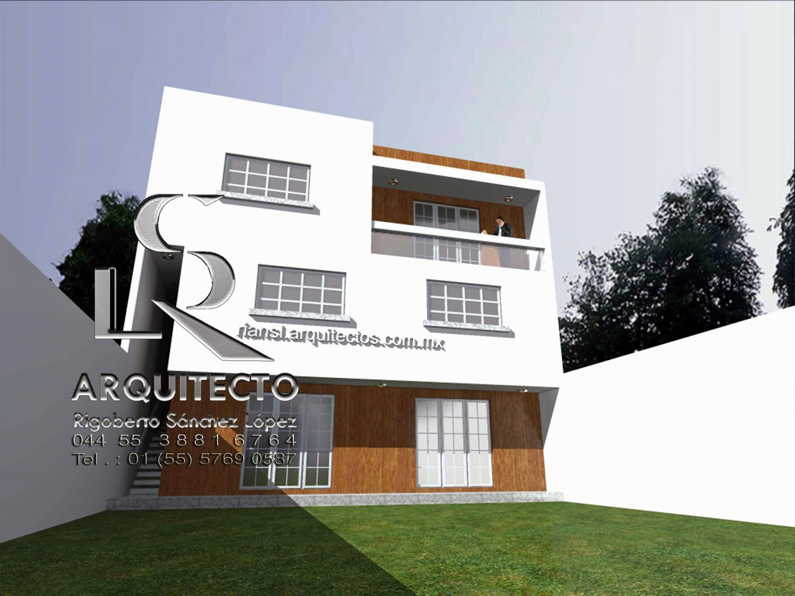 Proyectos virtuales dise o de casa habitaci n en 3d arq - Proyectos de casas ...